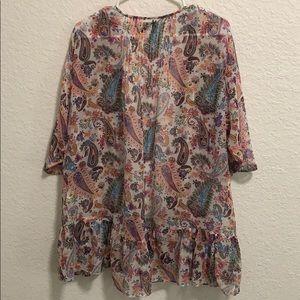 American Eagle Outfitters Other - Multicolored kimono